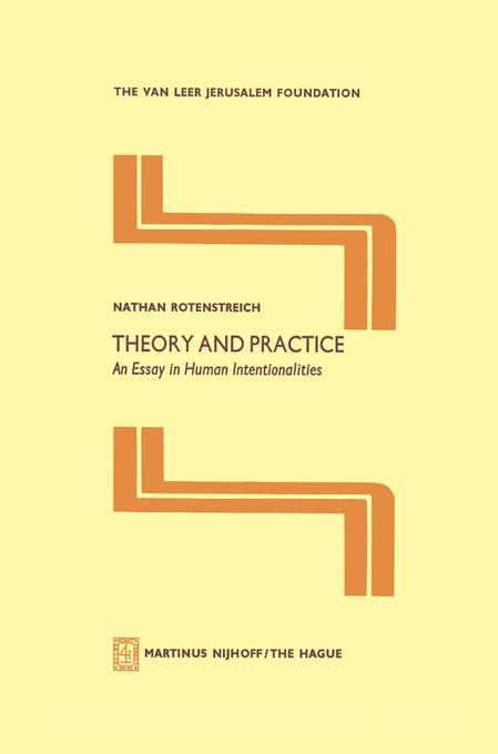 Theory and Practice als Buch (kartoniert)