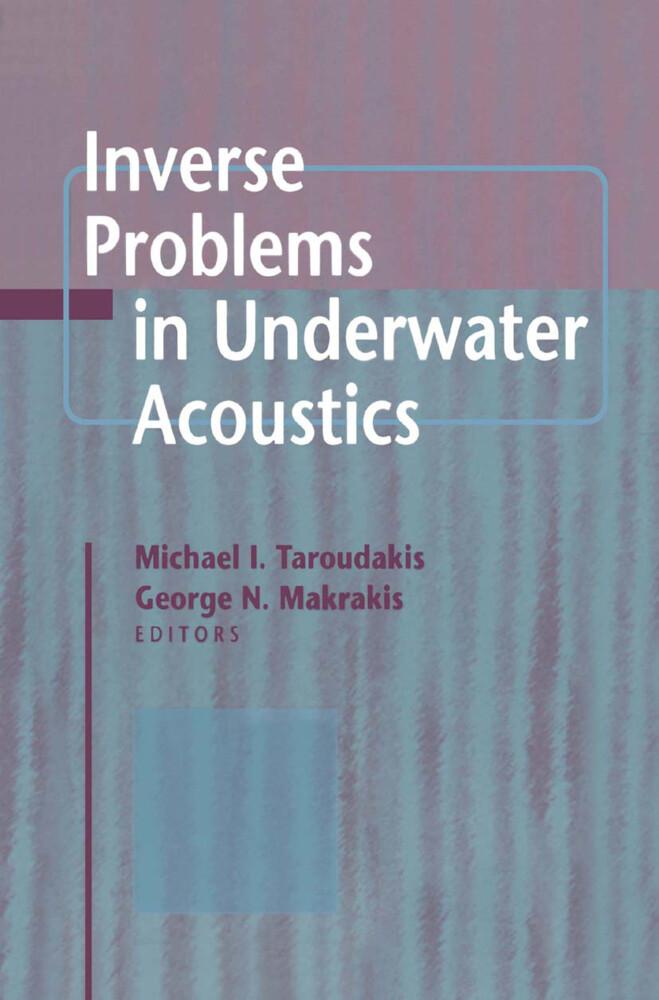 Inverse Problems in Underwater Acoustics als Buch (gebunden)