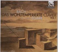 Das Wohltemperierte Clavier Vol.1 als CD