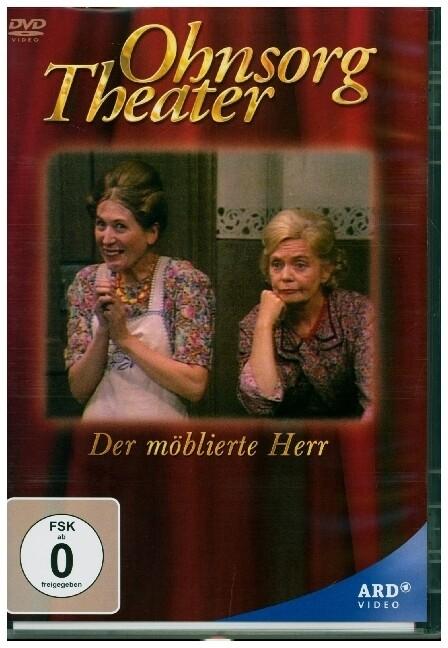 Der möblierte Herr als DVD