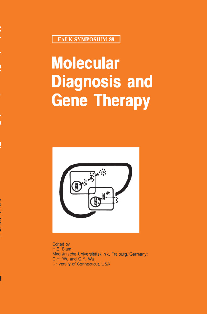 Molecular Diagnosis and Gene Therapy als Buch (gebunden)