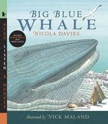 Big Blue Whale [With Read-Along CD]
