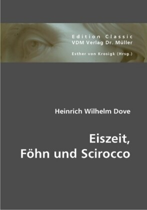 Eiszeit, Föhn und Scirocco als Buch (kartoniert)