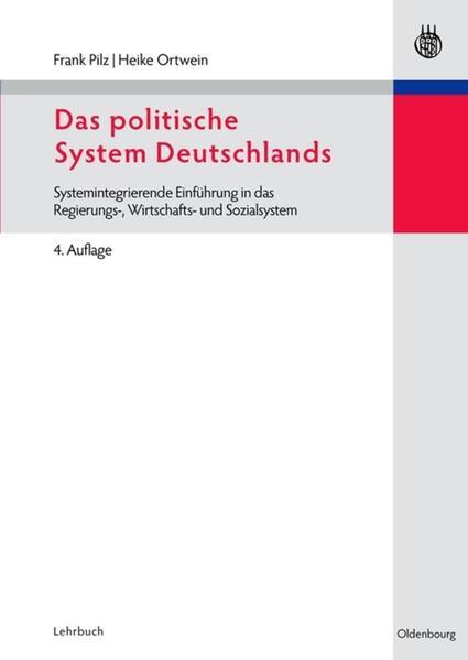 Das politische System Deutschlands als Buch (kartoniert)