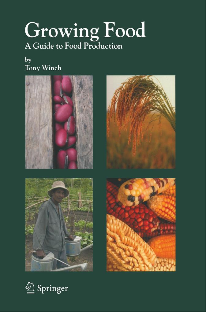 Growing Food als Buch (kartoniert)