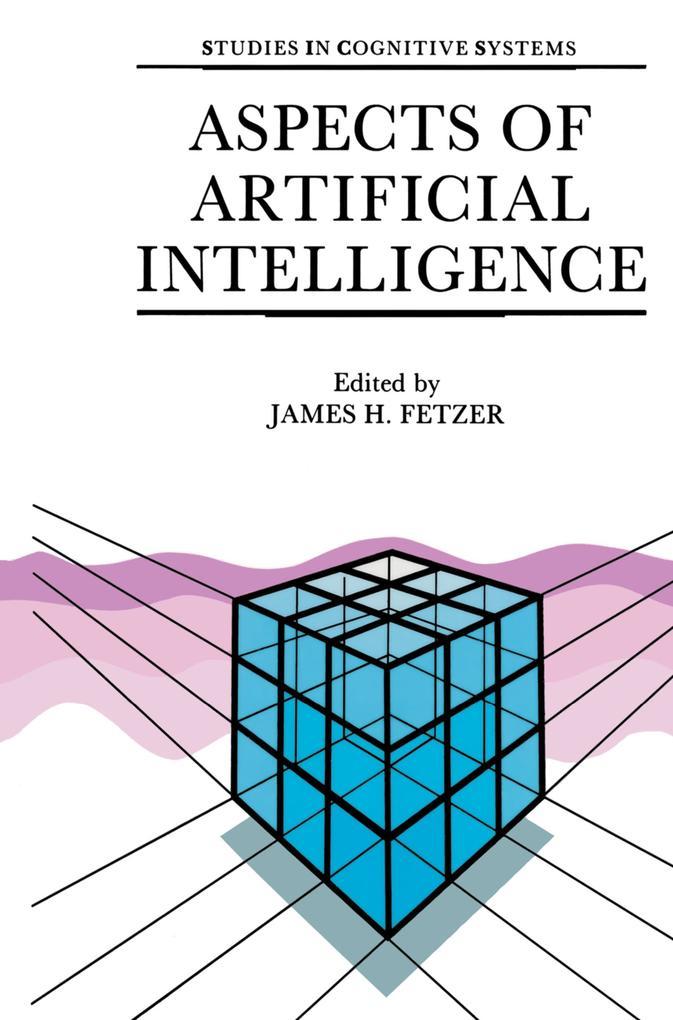 Aspects of Artificial Intelligence als Buch (kartoniert)