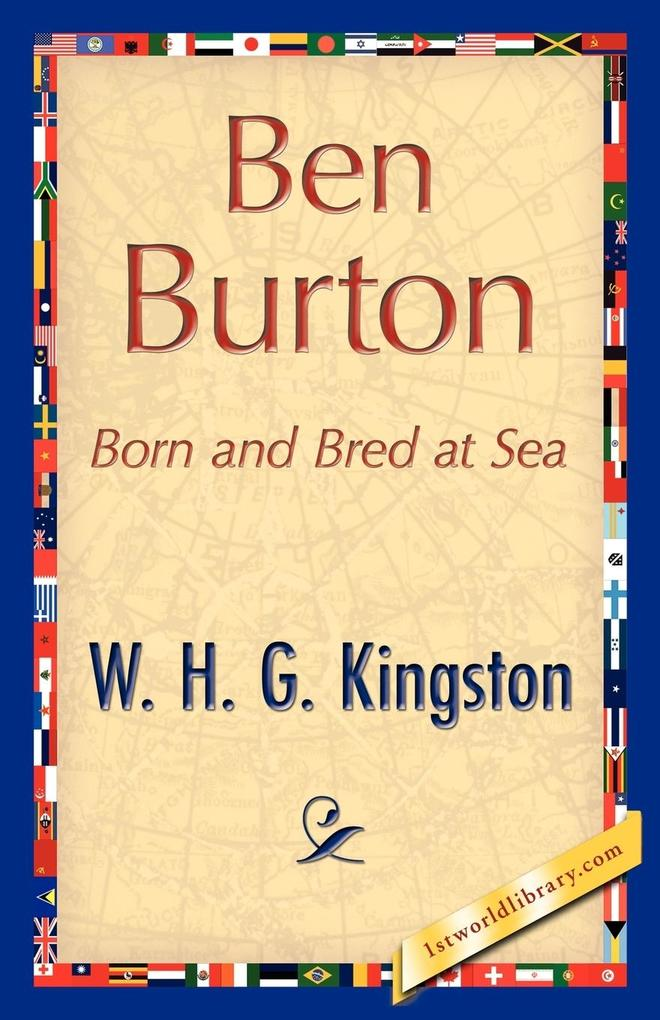 Ben Burton als Taschenbuch