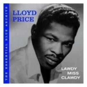 The essential blue archive:Lawdy Miss Clawdy als CD