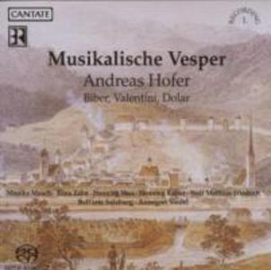 Musikalische Vesper als CD