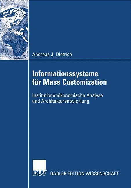Informationssysteme für Mass Customization als Buch (kartoniert)