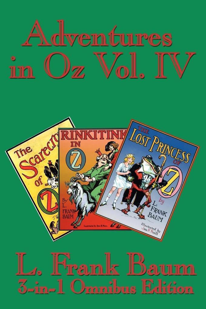 Adventures in Oz Vol. IV als Taschenbuch