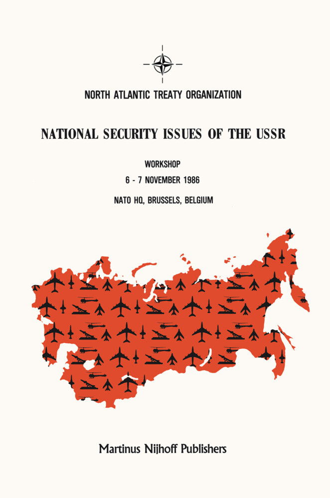 National Security Issues of the USSR als Buch (gebunden)