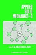Applied Solid Mechanics als Buch (gebunden)