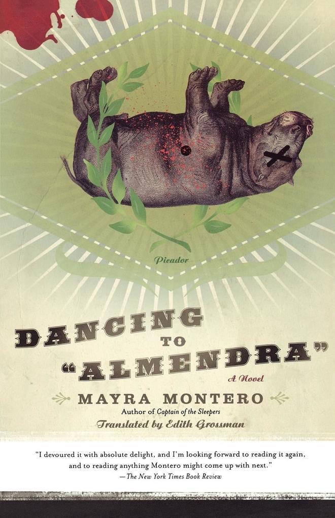 """Dancing to """"Almendra"""" als Taschenbuch"""