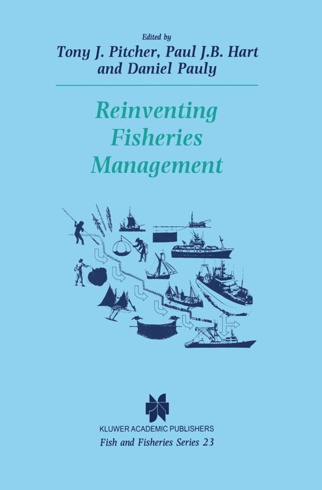 Reinventing Fisheries Management als Buch (gebunden)