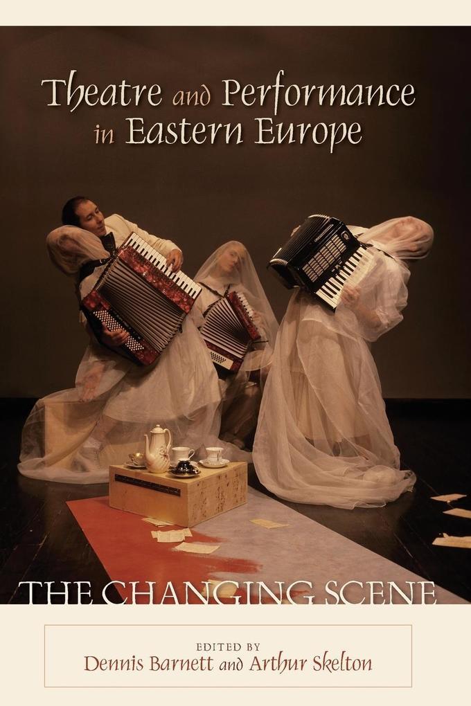 THEATRE & PERFORMANCE IN EASTEPB als Taschenbuch
