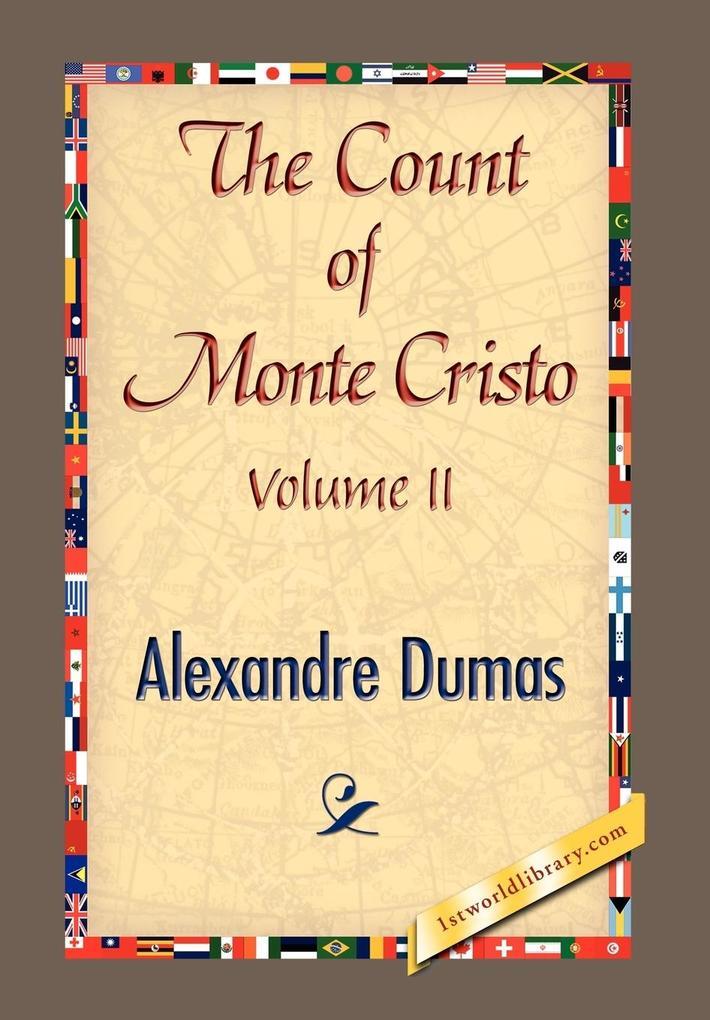 The Count of Monte Cristo Vol II als Buch (gebunden)