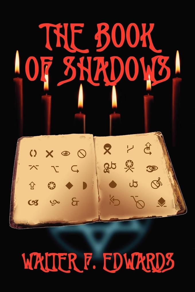 The Book of Shadows als Taschenbuch
