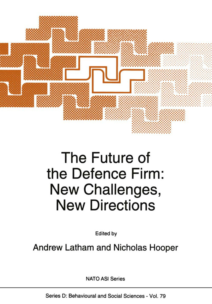 The Future of the Defence Firm: New Challenges, New Directions als Buch (gebunden)