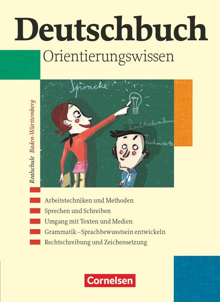 Deutschbuch - Sprach- und Lesebuch - Realschule Baden-Württemberg 2003 - Band 1-6: 5.-10. Schuljahr als Buch (kartoniert)