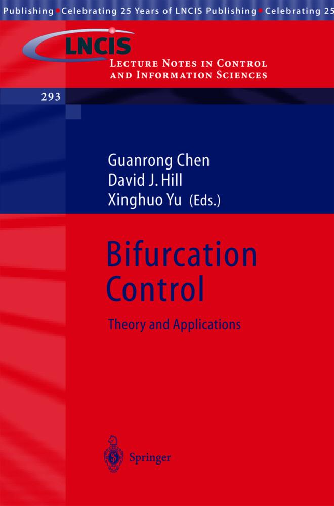 Bifurcation Control als Buch (kartoniert)