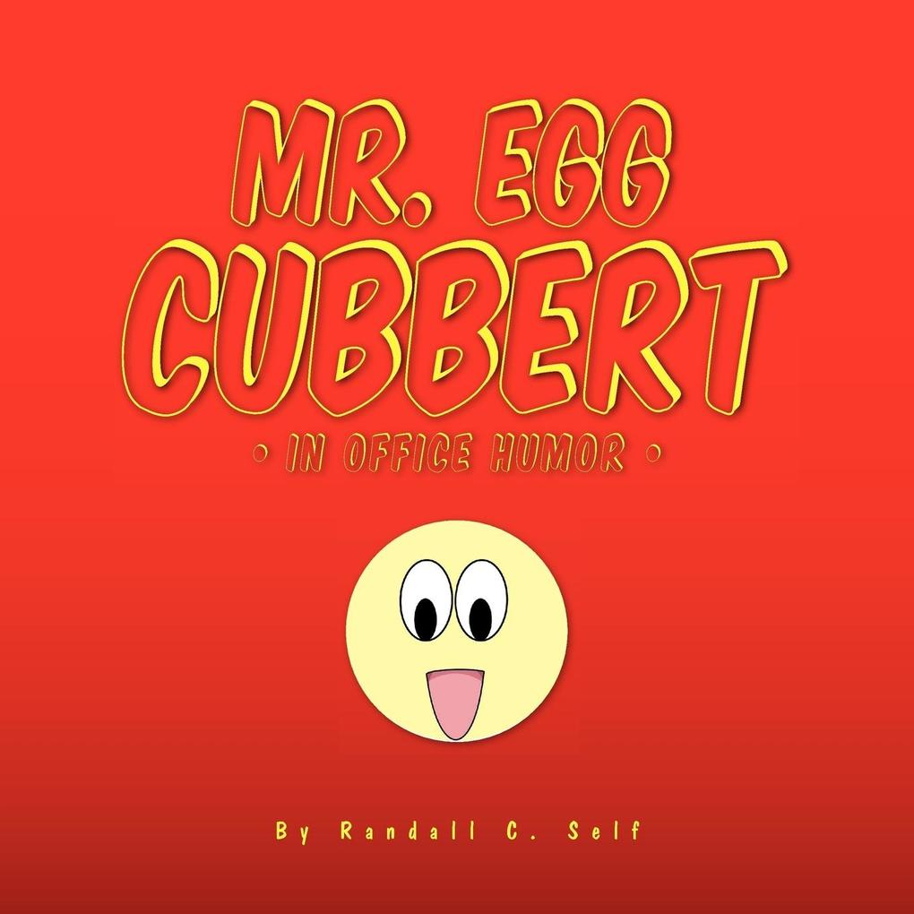 Mr. Egg Cubbert als Taschenbuch
