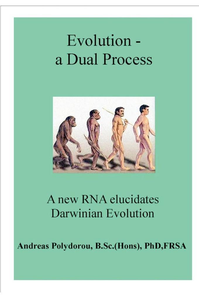 Evolution - A Dual Process als Taschenbuch