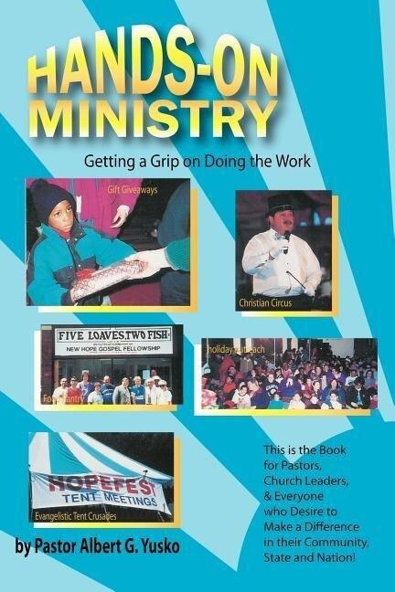 Hands-On Ministry als Taschenbuch