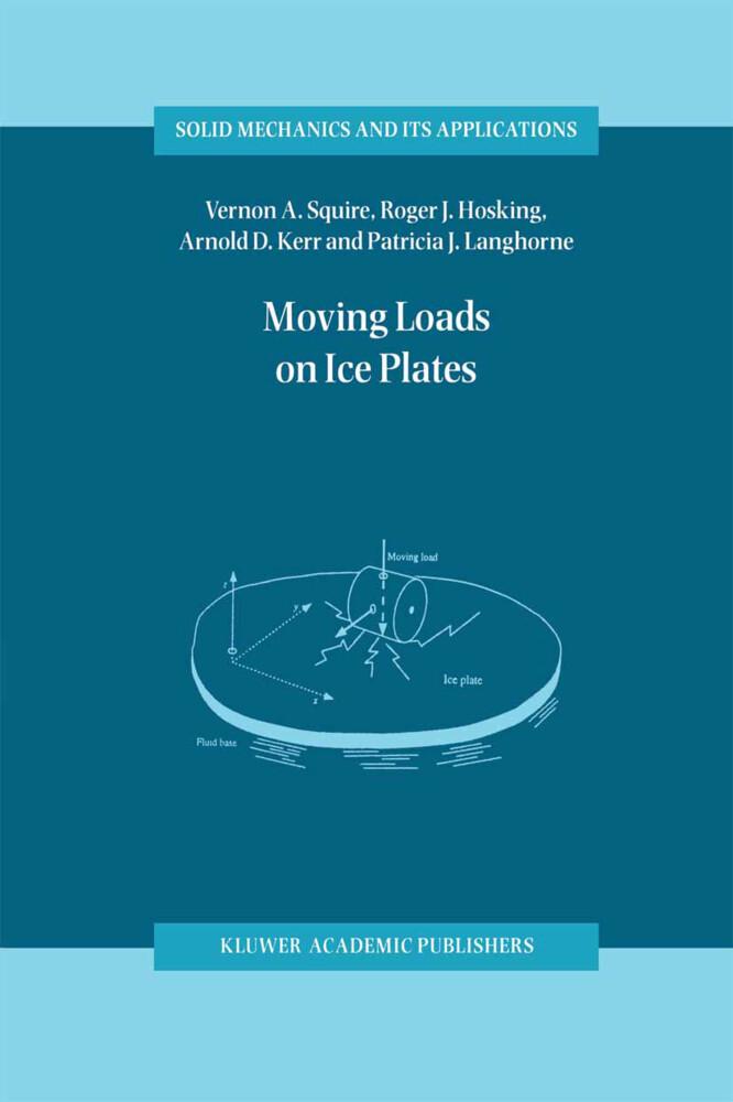 Moving Loads on Ice Plates als Buch (gebunden)