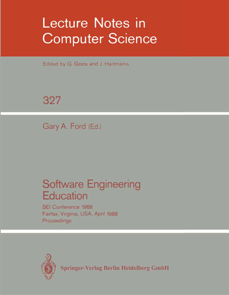 Software Engineering Education als Buch (kartoniert)