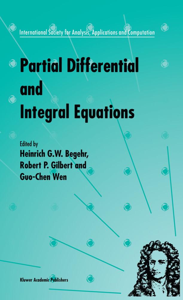 Partial Differential and Integral Equations als Buch (gebunden)