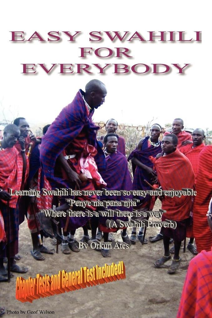 Easy Swahili for Everybody als Taschenbuch