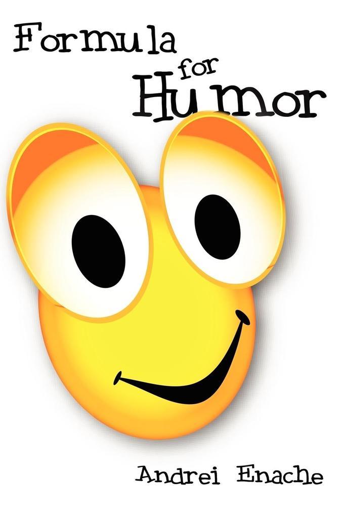 Formula for Humor als Taschenbuch