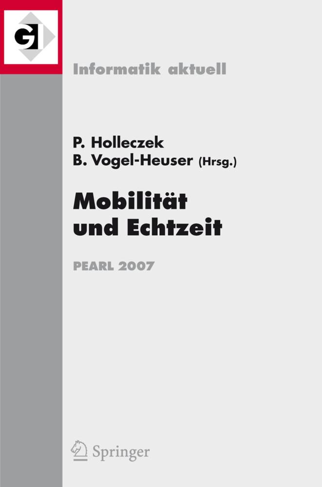 Mobilität und Echtzeit als Buch (kartoniert)