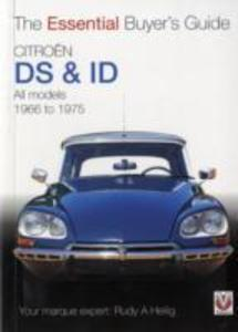 Citroen ID and DS als Taschenbuch