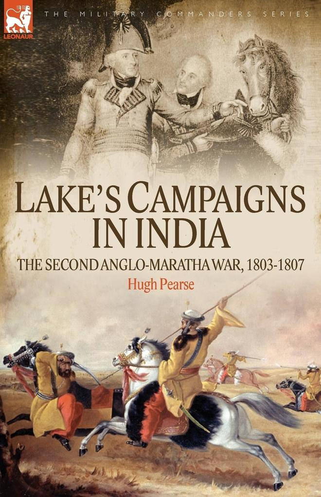 Lake's Campaigns in India als Taschenbuch