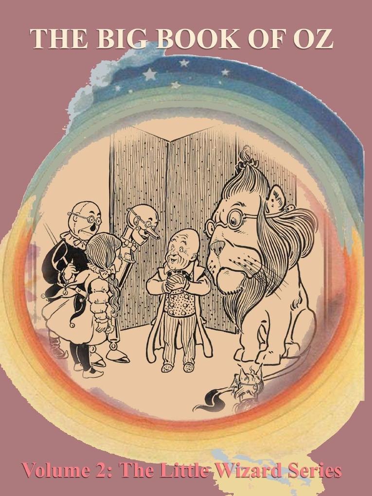 The Big Book of Oz als Taschenbuch