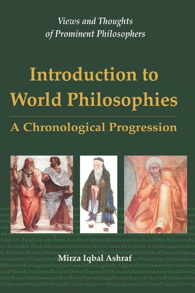 Introduction to World Philosophies als Taschenbuch