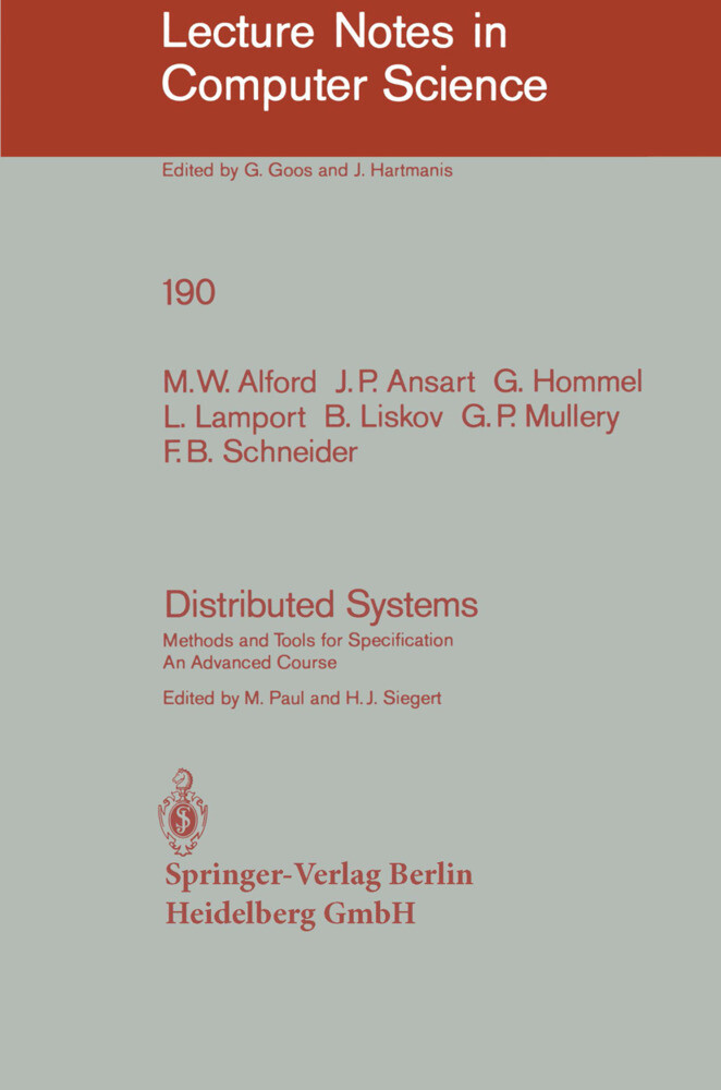 Distributed Systems als Buch (kartoniert)