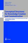 Conceptual Structures for Knowledge Creation and Communication