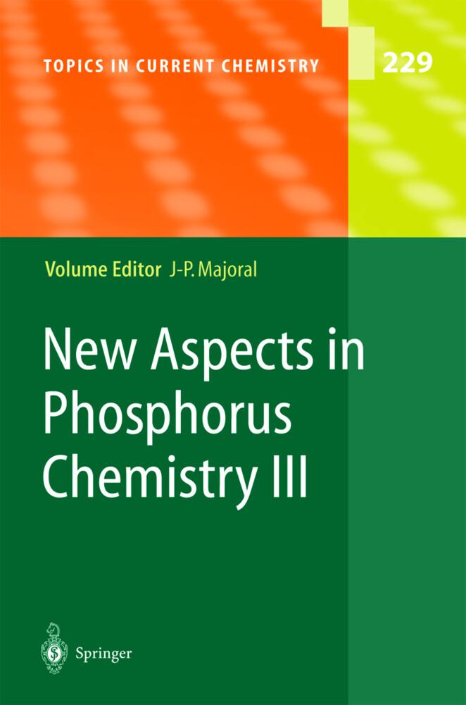 New Aspects in Phosphorus Chemistry III als Buch (gebunden)
