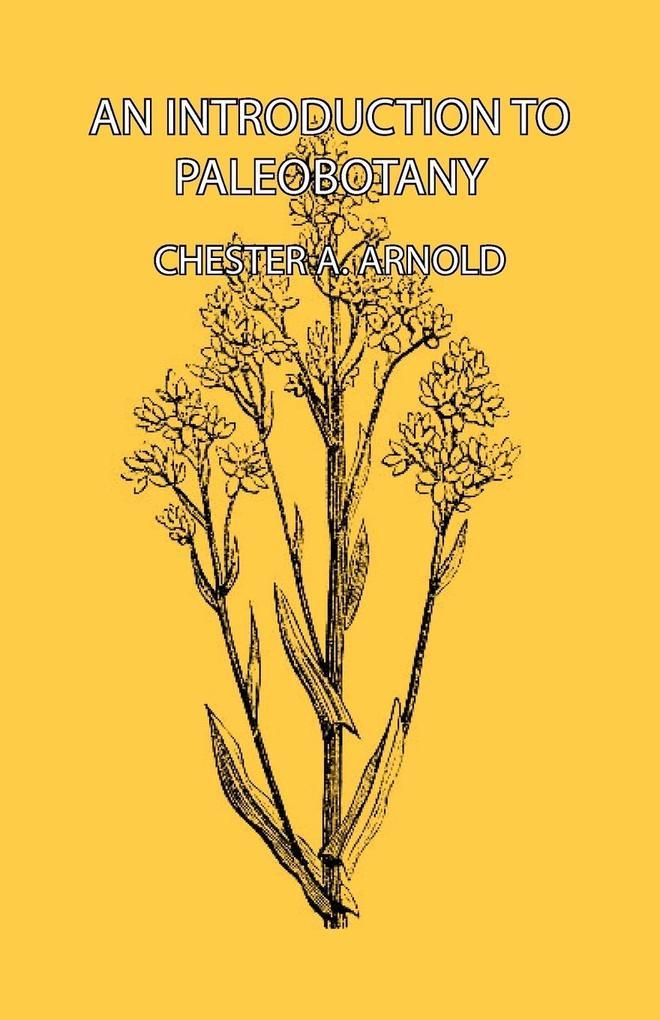 An Introduction to Paleobotany als Buch (kartoniert)