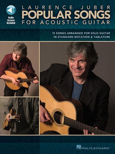 Popular Songs For Acoustic Guitar Bk/Cd als Taschenbuch