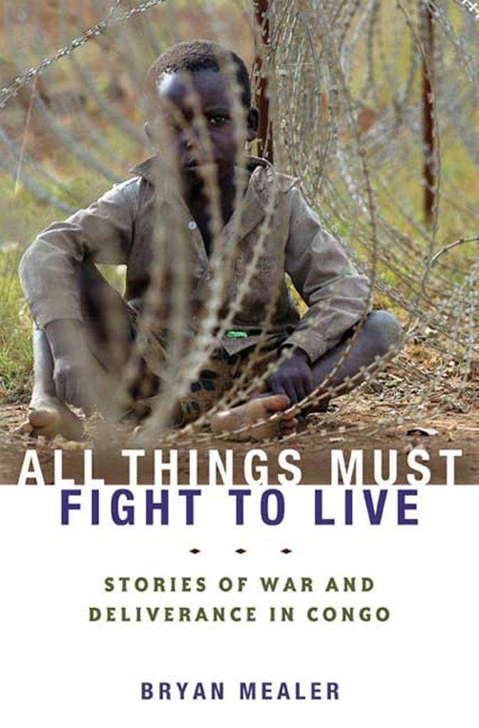 All Things Must Fight to Live als Buch (gebunden)