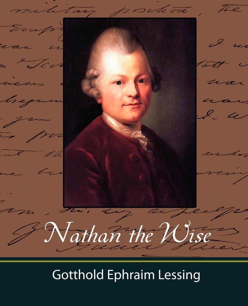 Nathan the Wise als Buch (kartoniert)
