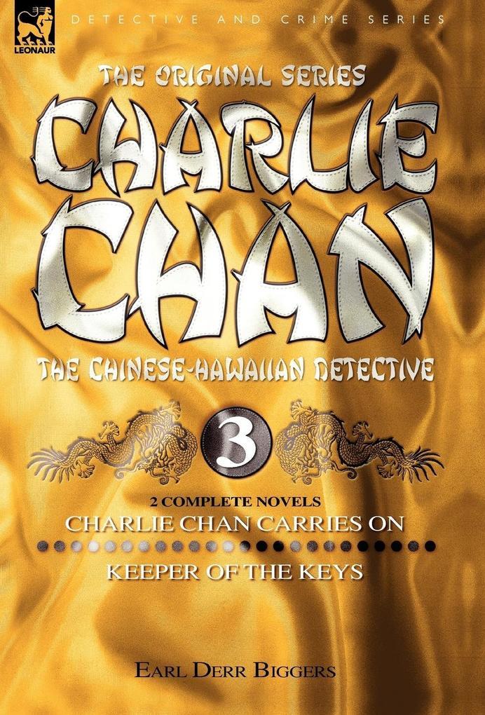 Charlie Chan Volume 3 als Buch (gebunden)