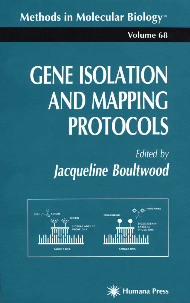 Gene Isolation and Mapping Protocols als Buch (kartoniert)