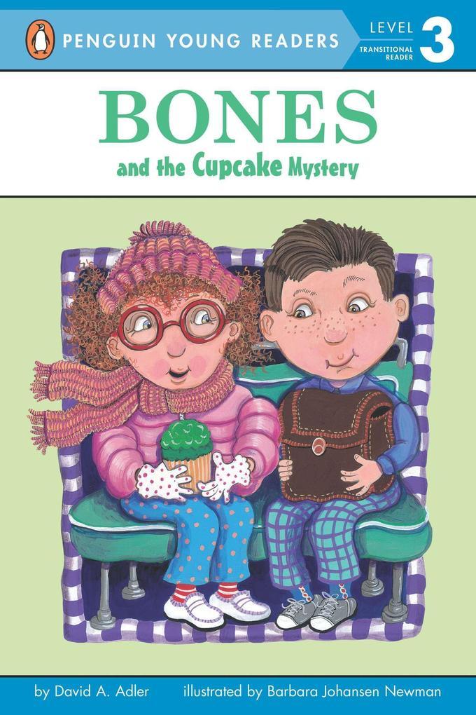 Bones and the Cupcake Mystery als Taschenbuch