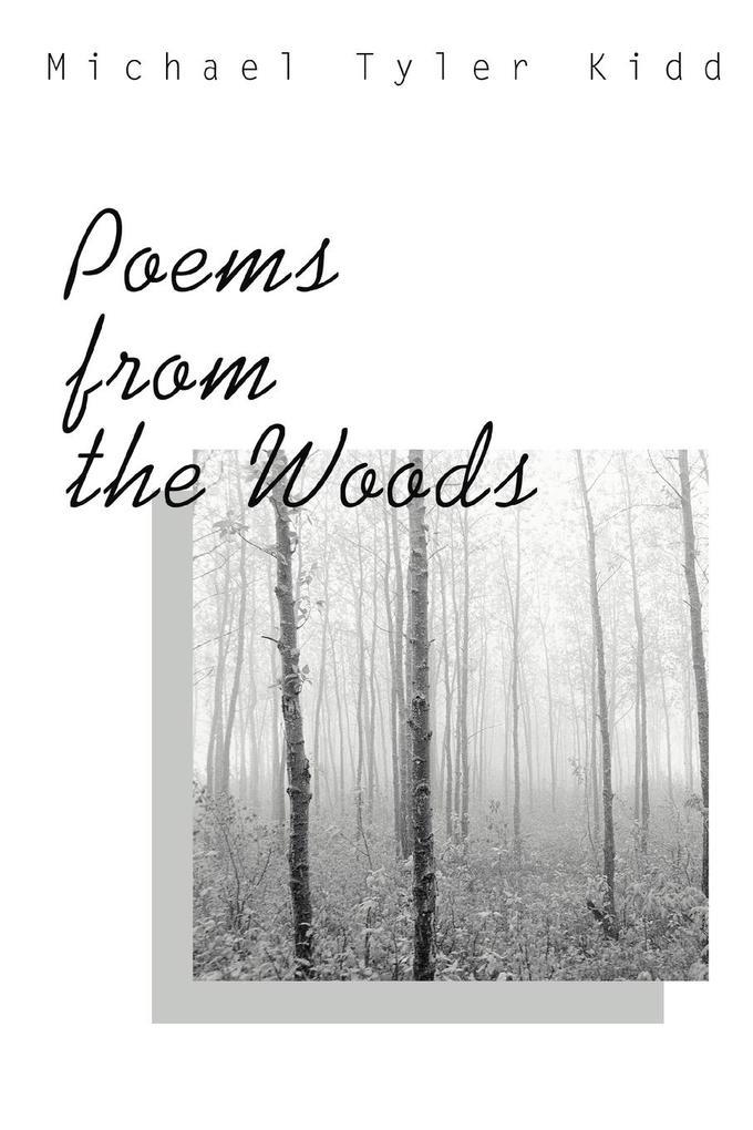 Poems from the Woods als Taschenbuch