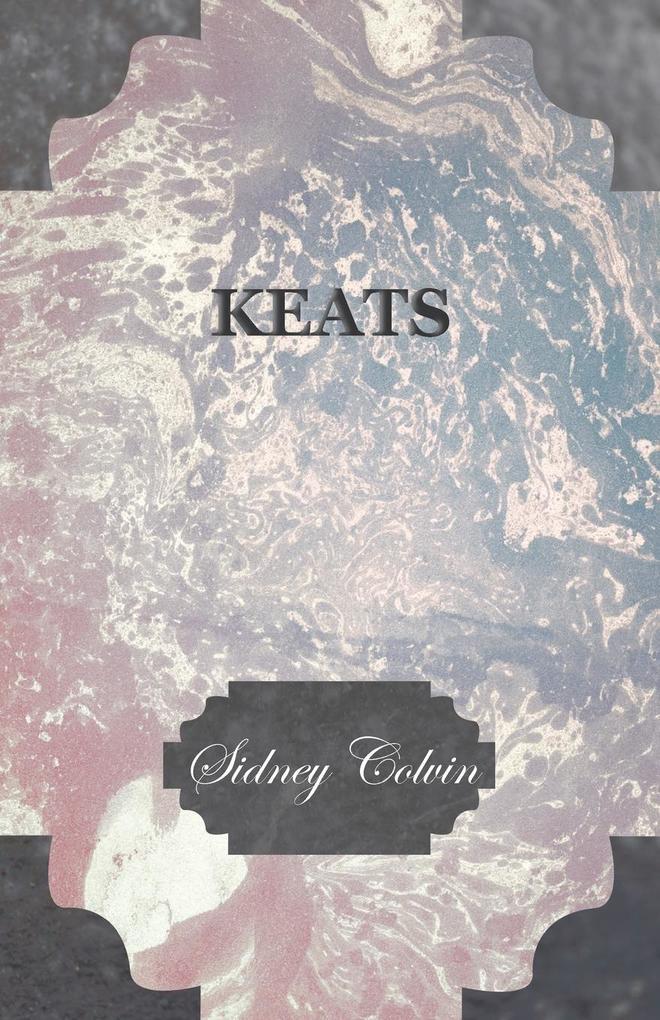 Keats als Taschenbuch